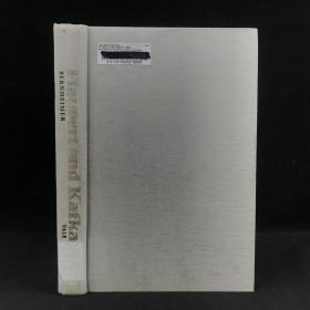 1982年,查尔斯·伯恩海姆《福楼拜与卡夫卡:心理诗学结构研究》,耶鲁大学出版,漆布精装,Flaubert and Kafka: Studies in Psychopoetic Structure b