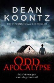 预售奇怪的启示 迪恩孔茨 平装Odd Apocalypse dean koontz