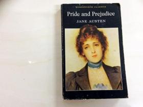 L003559 JANE AUSTEN Pride and Prejudice((书边有霉渍)