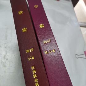 复印报刊资料  宗教(2007年1-6/2010年1-6)(2册合售,也可单售)