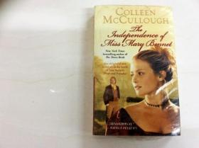 L003556 COLLEEN McCULLOUGH  THE INDEPENDENCE OF MISS MARY BENNET(全新未拆封)