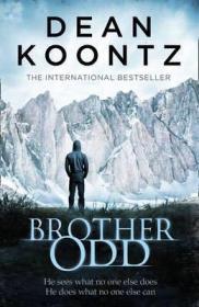 预售兄弟怪客 迪恩孔茨Brother Odd dean koontz