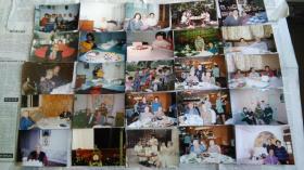 中国肿瘤医学创始人金显宅夫人、民国名门闺秀吴佩球晚年照片等25张。