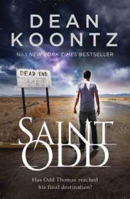 预售圣徒怪客 迪恩孔茨 平装 Saint Odd dean koontz
