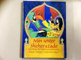 L003585 Min s&ster Sheherazade