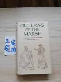 Outlaws of The Marsh 1英文版水浒传