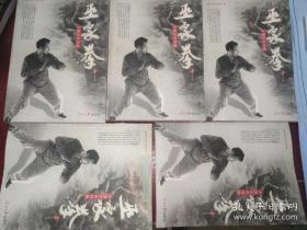 巫家拳全书 全五册 合售 贺南喜