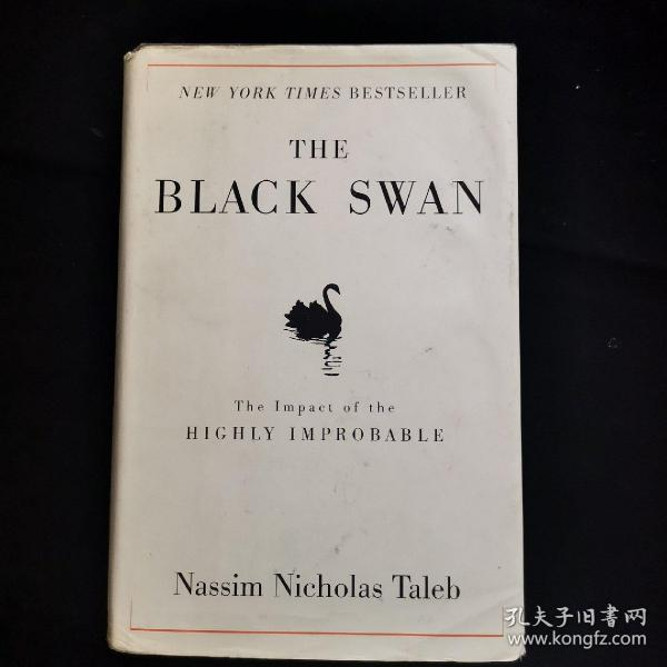 The Black Swan:The Impact of the Highly Imprbable