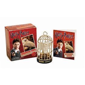 HarryPotterHedwigOwlKitandStickerBook(RunningPressMiniatureEdition)
