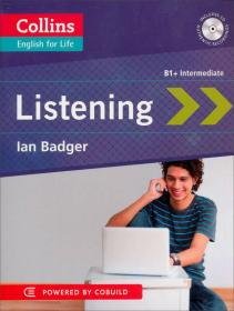 Collins English for Life: Listening (Collins General Skills)