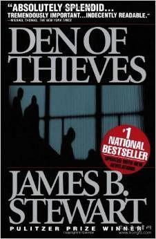 原版Den of Thieves/James B. Stewart