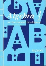 Algebra 1/2