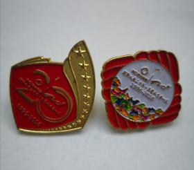 徽章(1)一套两枚