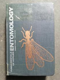 [ 英文原版 ]Fundamentals of Applied Entomology (精装)  精装