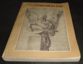 2手英文 Durer And His Time An Exhibition From The Collection Of The Print Room Berlin 丢勒和其他 图黑白 sbd88