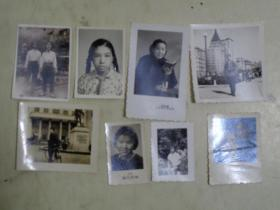 老照片:人物肖像(8张)
