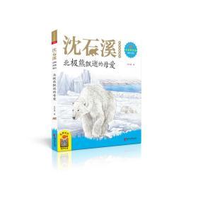 沈石溪动物故事画本:北极熊飘逝的母爱