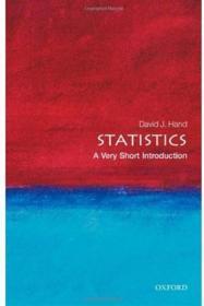 [全新进口原版现货]牛津通识系列:统计学Statistics: A Very Short Introduction9780199233564