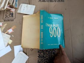 ENGLISH 900·B00KS 4-6
