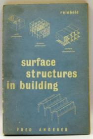 Surface Structures in Building, Structure and Form