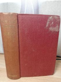 1942年  WAR AND PEACE BY LEO TOLSTOY  厚本 印度纸  含2副拉页小地图
