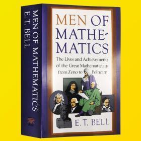 数学精英英文原版men of mathematics