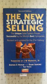 16开英文原版 The New Strategic Selling: The Unique Sales System Proven Successful by the Worlds Best Companies