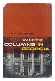 White Columns in Georgia