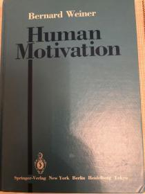 人类的动机Human Motivation