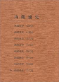 西藏通史(当代卷套装共3册)