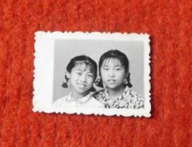 老照片--早期的青春女孩--影集