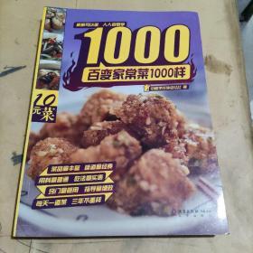 10元菜系列——百变家常菜1000样