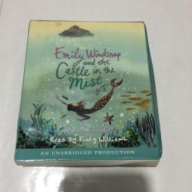 Emily Windsnap and the Castle in the Mist(AudioCD) 儿童英语听力CD版  4CD