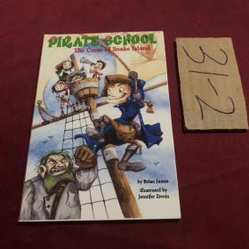 海盗学校:蛇岛的咒语Priate School: The Curse of Snake Island