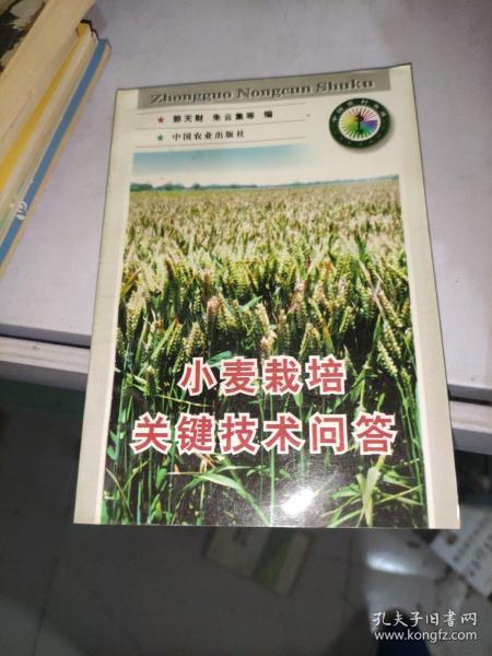 小麦栽培关键技术问答