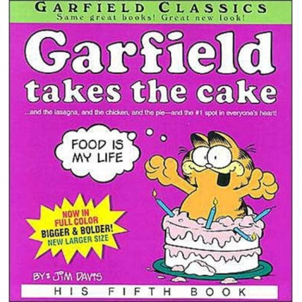 Garfield Takes the Cake[加菲猫系列获胜的加菲猫]