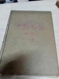 中国气功1994年1-6