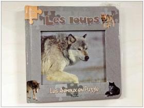 R141624 Les IOUPS--Les ANIMaux en Puggle (铜版纸)