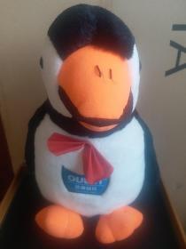 企鹅毛绒玩具