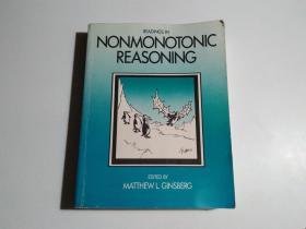 外文原版 READINGS IN NONMONOTONIC REASONING(大16开)品相见图