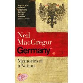 德国 国家的记忆英文原版 Germany: Memories of a Nation