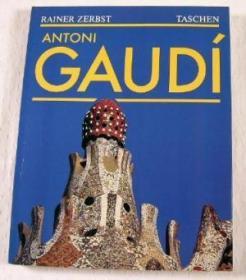 Gaudi 1852-1926: Antoni Gaudi I Cornet - Ein Leben in Der Architektur