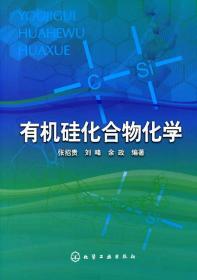 有机硅化合物化学 张招贵 刘峰 余政著 化学工业