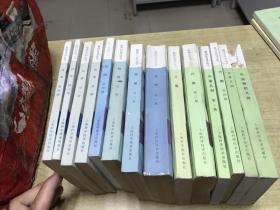 数理化自学丛书   上海科学技术出版社   1978年版本   照片实拍    14册  合售   全套17本  缺3册   物理化学全  数学缺3册  书品可以  个别不好