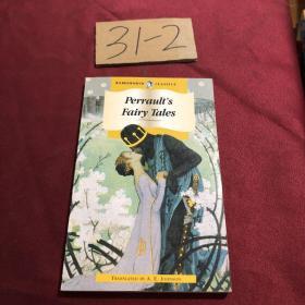 Fairy Tales 神话故事(Wordsworth Classics)