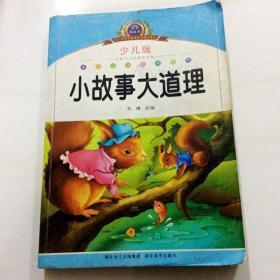 R169393 小故事大道理·少儿版--课外必读优秀图书(有划痕、有破损)