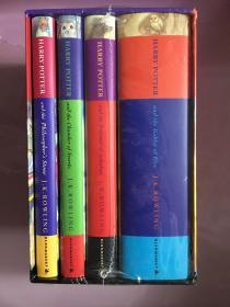 Harry Potter哈利波特英国儿童版英语版英国版 精装 套装