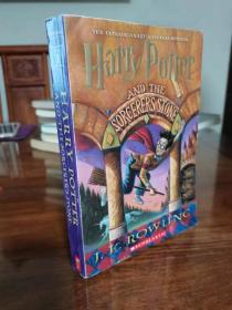 Harry Potter and the Sorcerer's Stone 英文原版