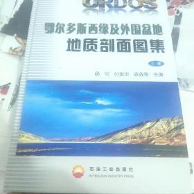 鄂尔多斯盆地西缘及外围盆地地质剖面图集(上下册)