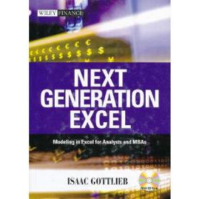 Next Generation Excel: Modeling In Excel For Analysts And Mbas 9780470824733